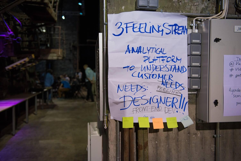 Feelingstream VUNK hackathon 2015