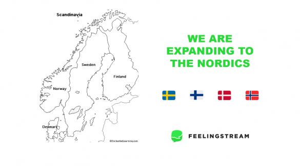 Scandinavian market Feelingstream