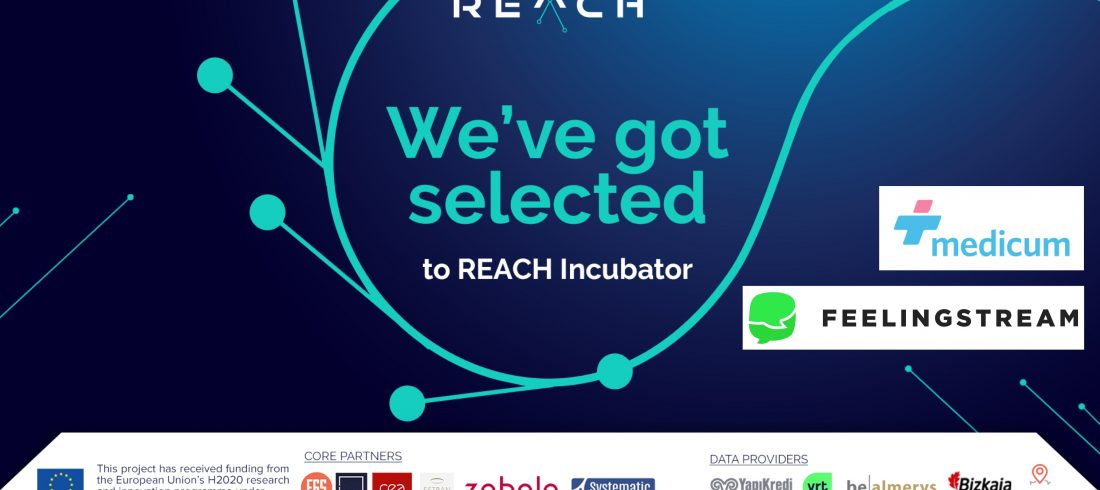 REACH Feelingstream and Medicum 2021